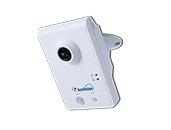 クラウド監視カメラ 写楽庫 SRK-HC 手のひらサイズのキューブ型