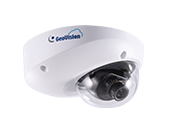 クラウド監視カメラ 写楽庫 SRK-MFDC 超低照度画像センサーを搭載する小型固定式ドーム型